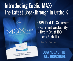 Introducing Euclid MAX! Download The Full Brochure Today!